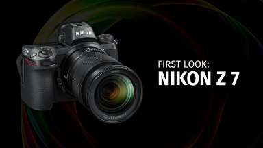 First Look: The new Nikon Z 7 mirrorless camera