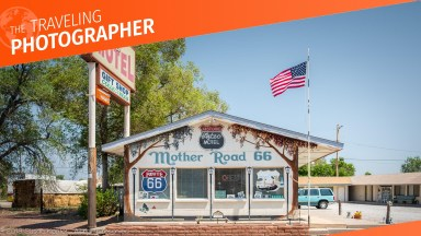 The Traveling Photographer: Driving Route 66, part 2