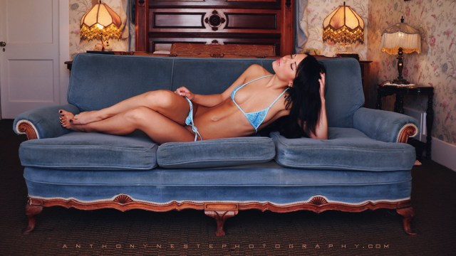 Quick Tip: Use the furniture and decor in a hotel for your next model or client shoot (NSFW)
