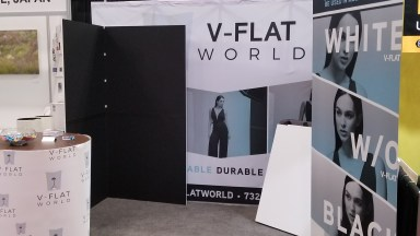 Welcome to V-Flat World's portable light panels