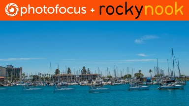 Rocky Nook's the Enthusiast's Guide to Multi Shot Photography on time-lapse.