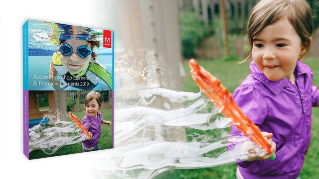 Adobe releases Photoshop Elements and Premiere Elements 2019