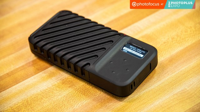 Found at PhotoPlus: GNARBOX 2.0