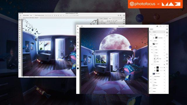 Adobe announces Photoshop for iPad, major updates to Photoshop CC