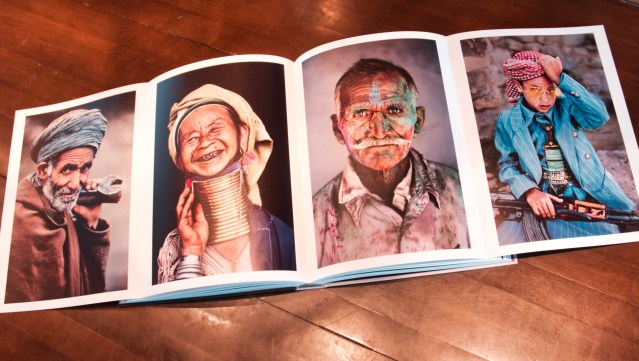 "Book Review: ""Steve McCurry: A Life In Pictures,"" by Bonnie McCurry"