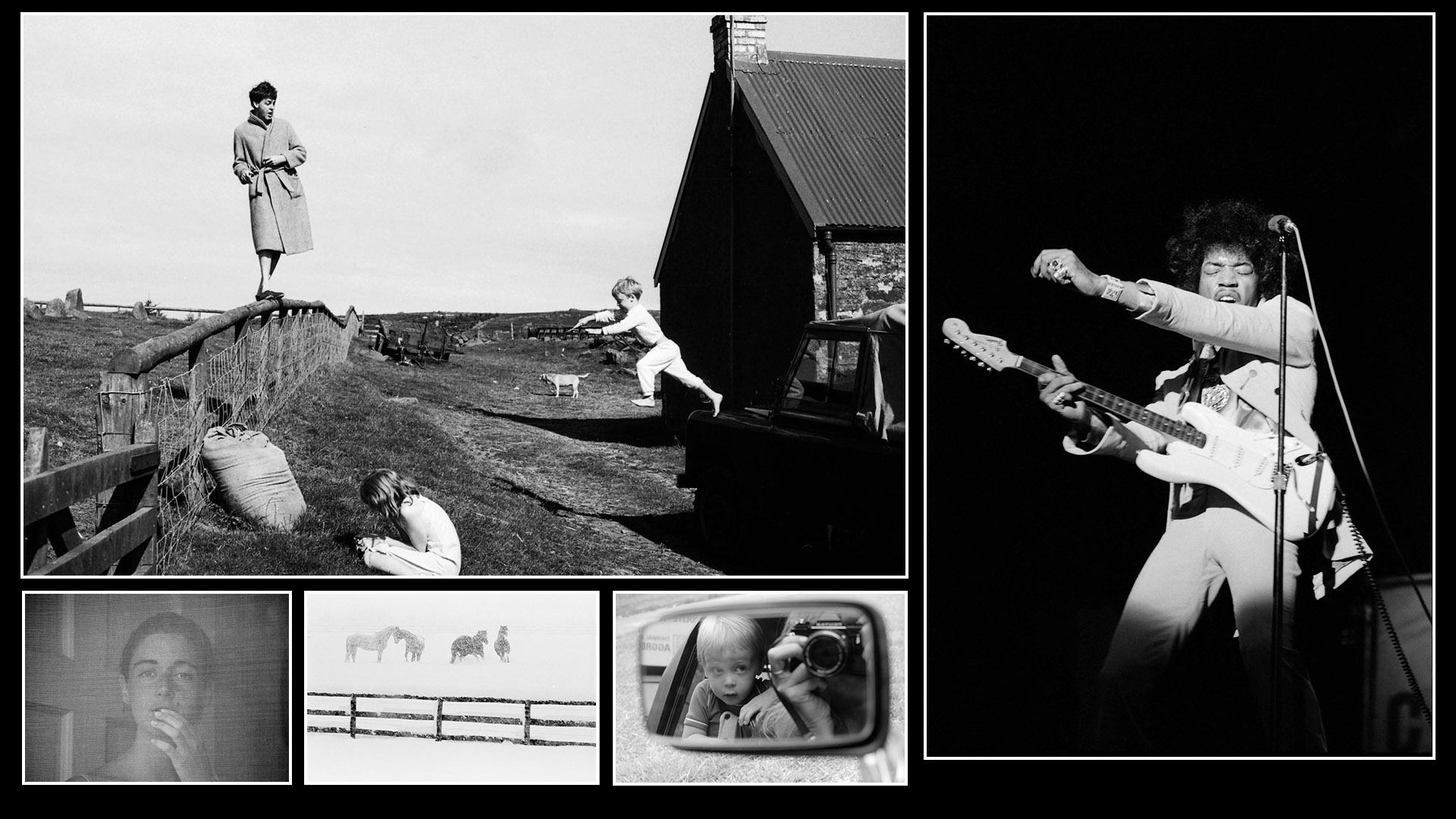 On Photography: The photographs of Linda McCartney