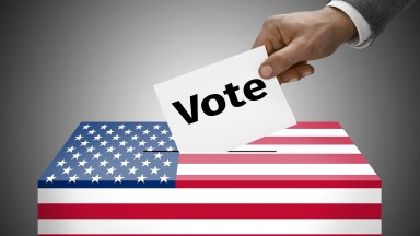 Today is Election Day. Please vote.