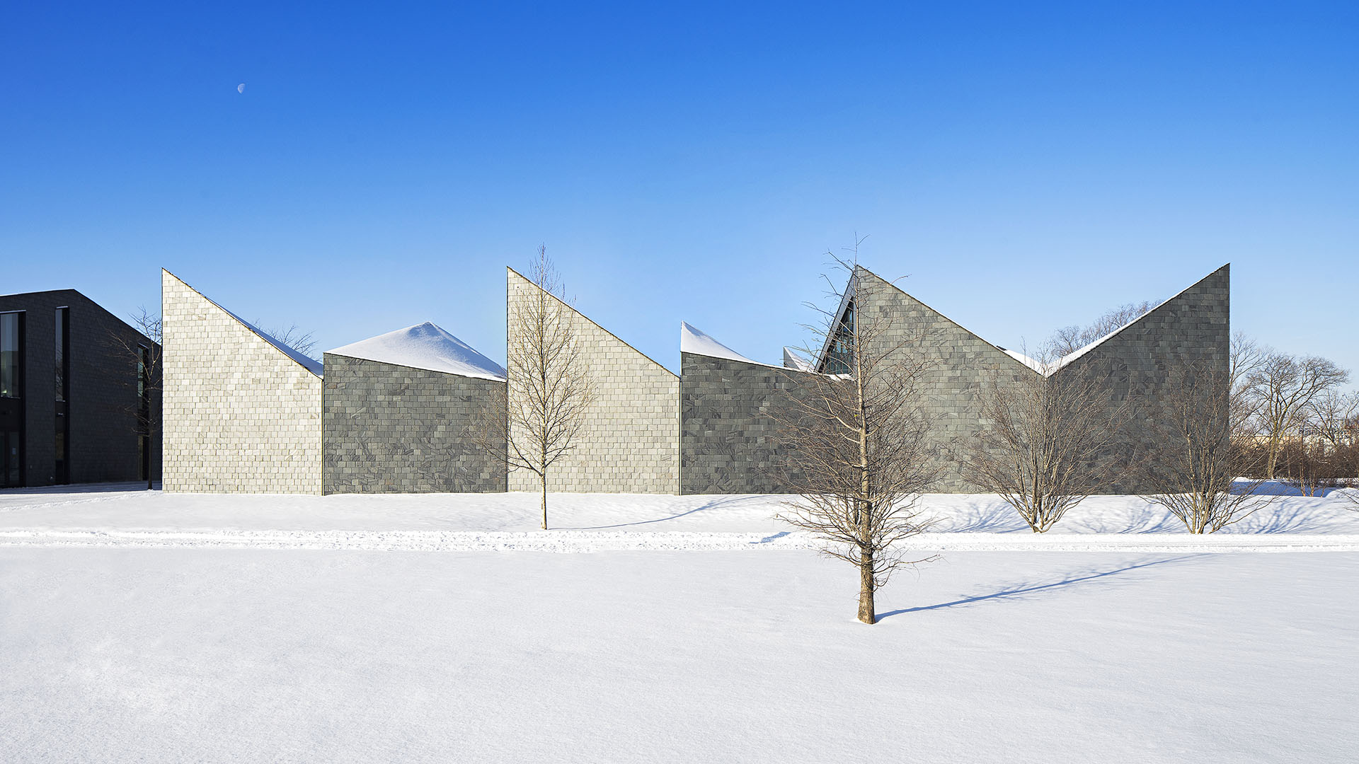 Photographing architecture in winter | Photofocus