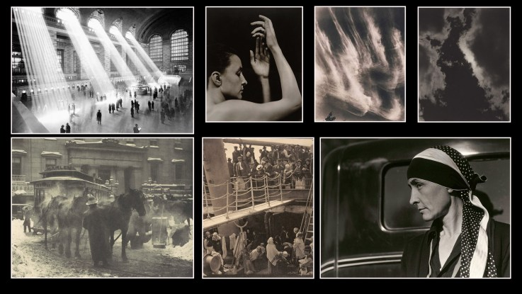 On Photography: The work of Alfred Stieglitz