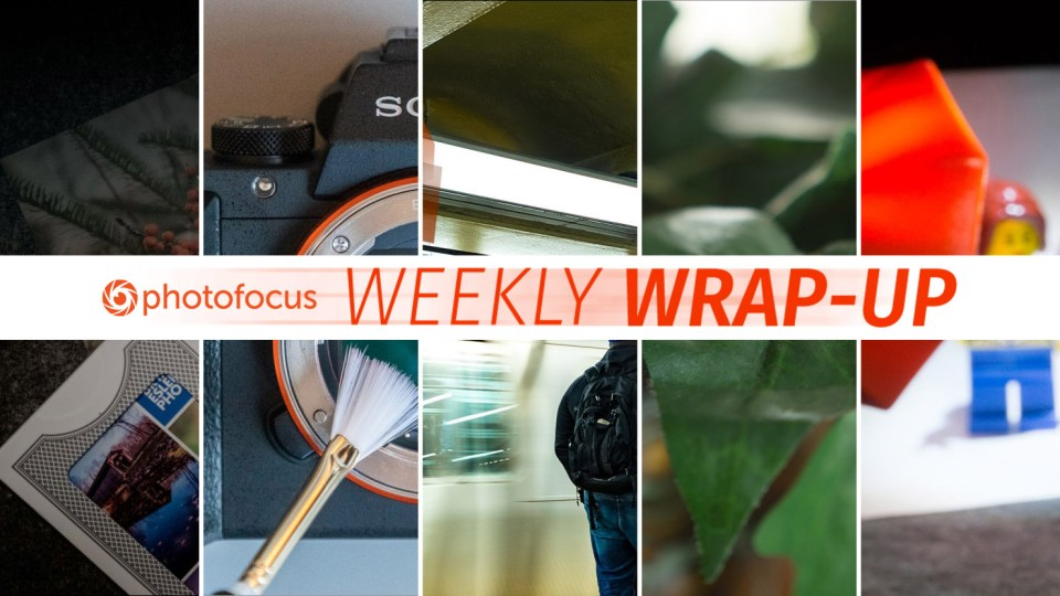 The Weekly Wrap Up: December 9-15, 2018