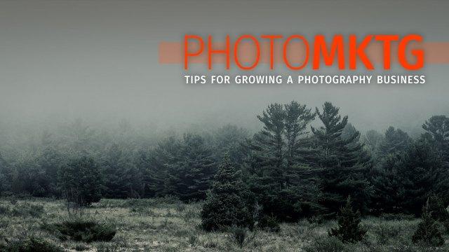 "Photography Marketing: It's OK to say ""No"""