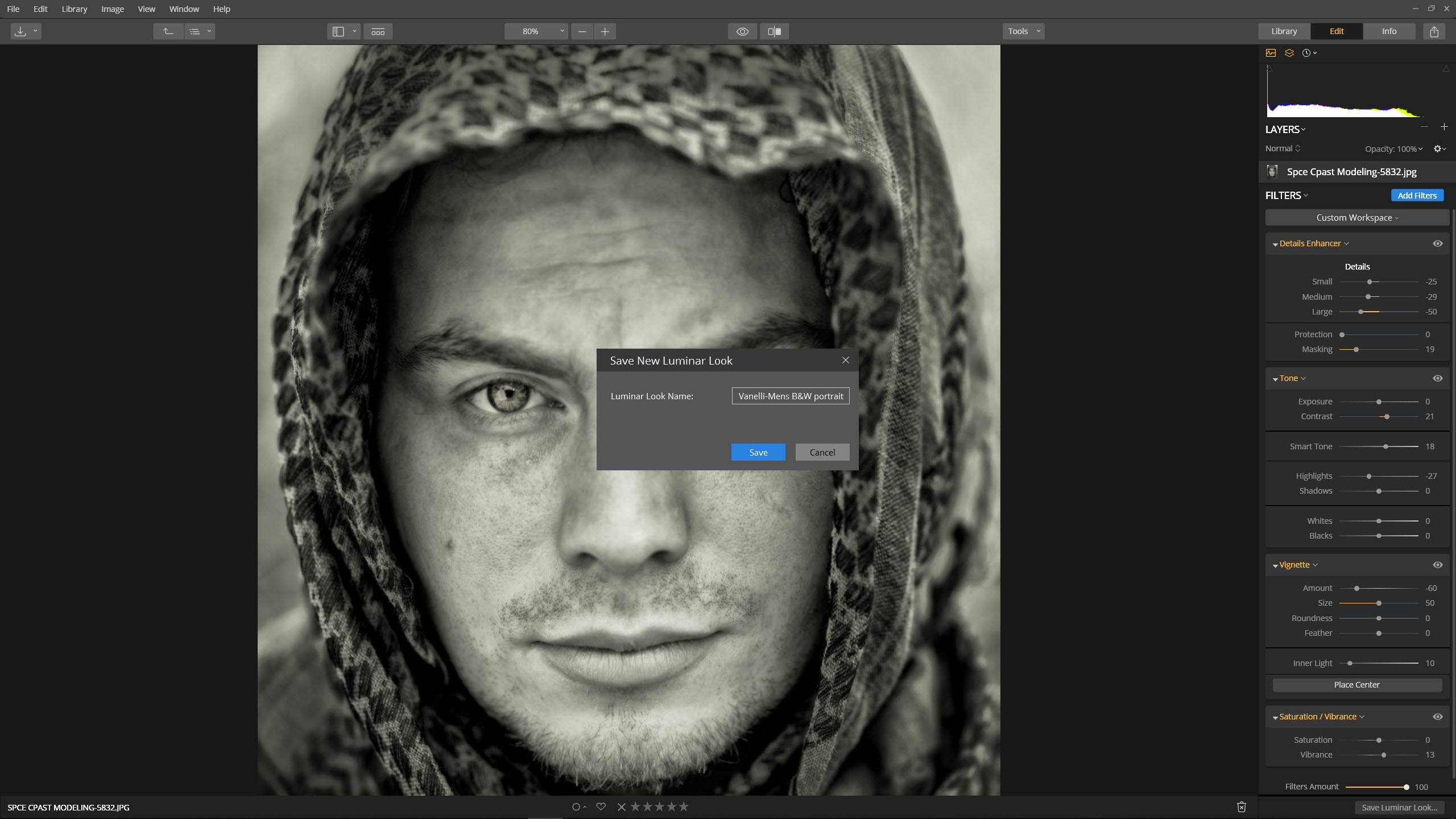 Quick Tip: Create your own Actions, Presets & Luminar Looks
