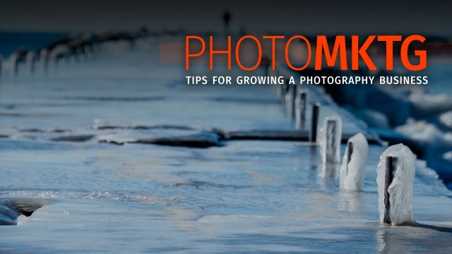 Photography Marketing: Supplementary services for the slow season