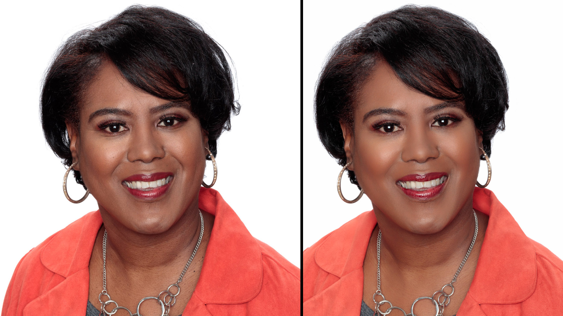 Enhancing Studio Portraits with Perfectly Clear Complete