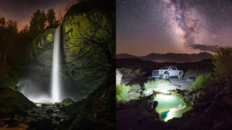 Adventure photography contest from Lume Cube