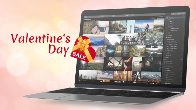 Love is in the air with Skylum's Valentine's Day deals!