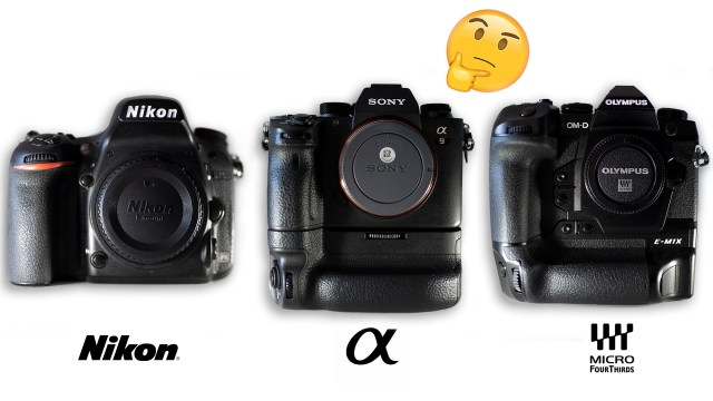 Are you considering switching your DSLR to a mirrorless? I am