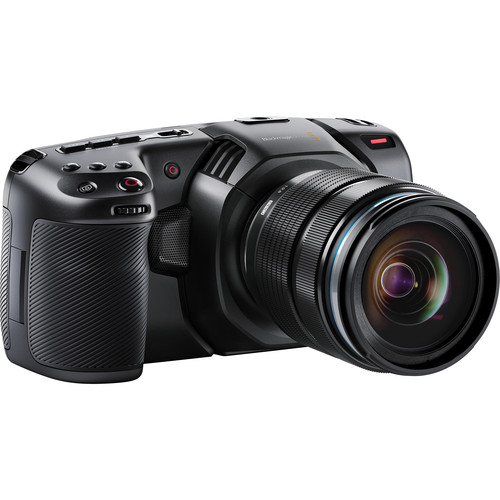 Blackmagic adds Blackmagic RAW to Pocket Cinema Camera 4K & drops