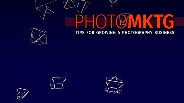 Photography Marketing: Top 5 design tips for a professional website