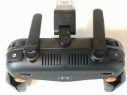 Autel Evo - remote controller - view of rear buttons