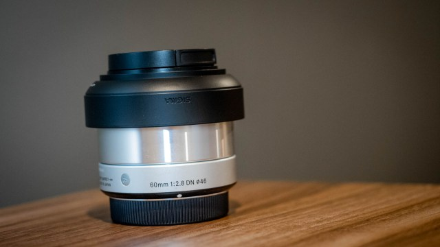 Sigma 60 mm f/2.8 for Micro Four-Thirds brings sharpness and creativity to portraits