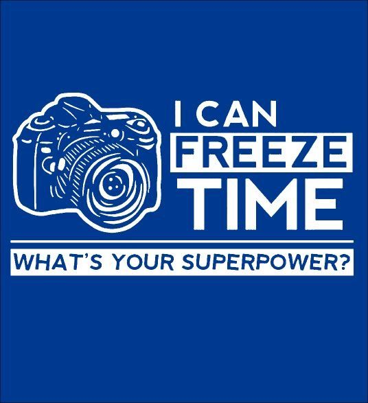Sunday Comics: I can freeze time. What's your superpower?