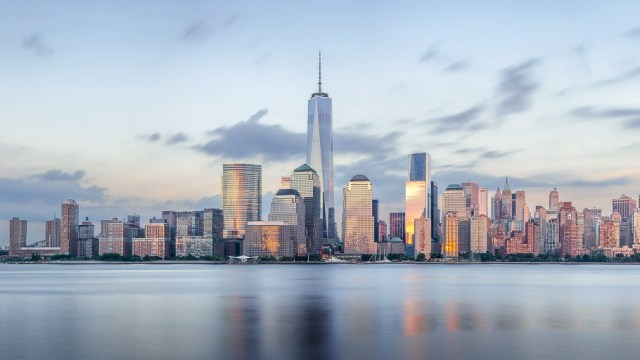 Five tips to photograph cityscape panoramas