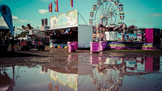 Capturing festivals, fairs and carnivals