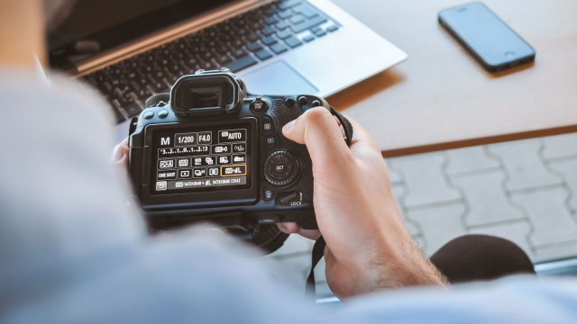 Why take a basic camera overview class?