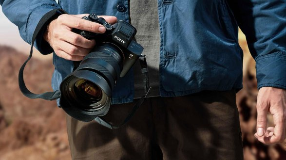 Sony launches huge autumn savings on cameras and lenses