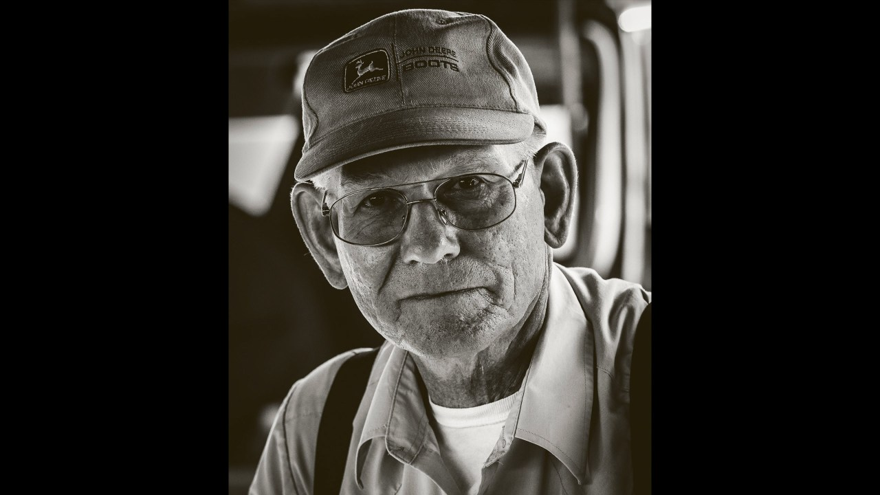 "Photofocus Photographer of the Day Michael Hutchinson with ""Virginia Farmer ""."