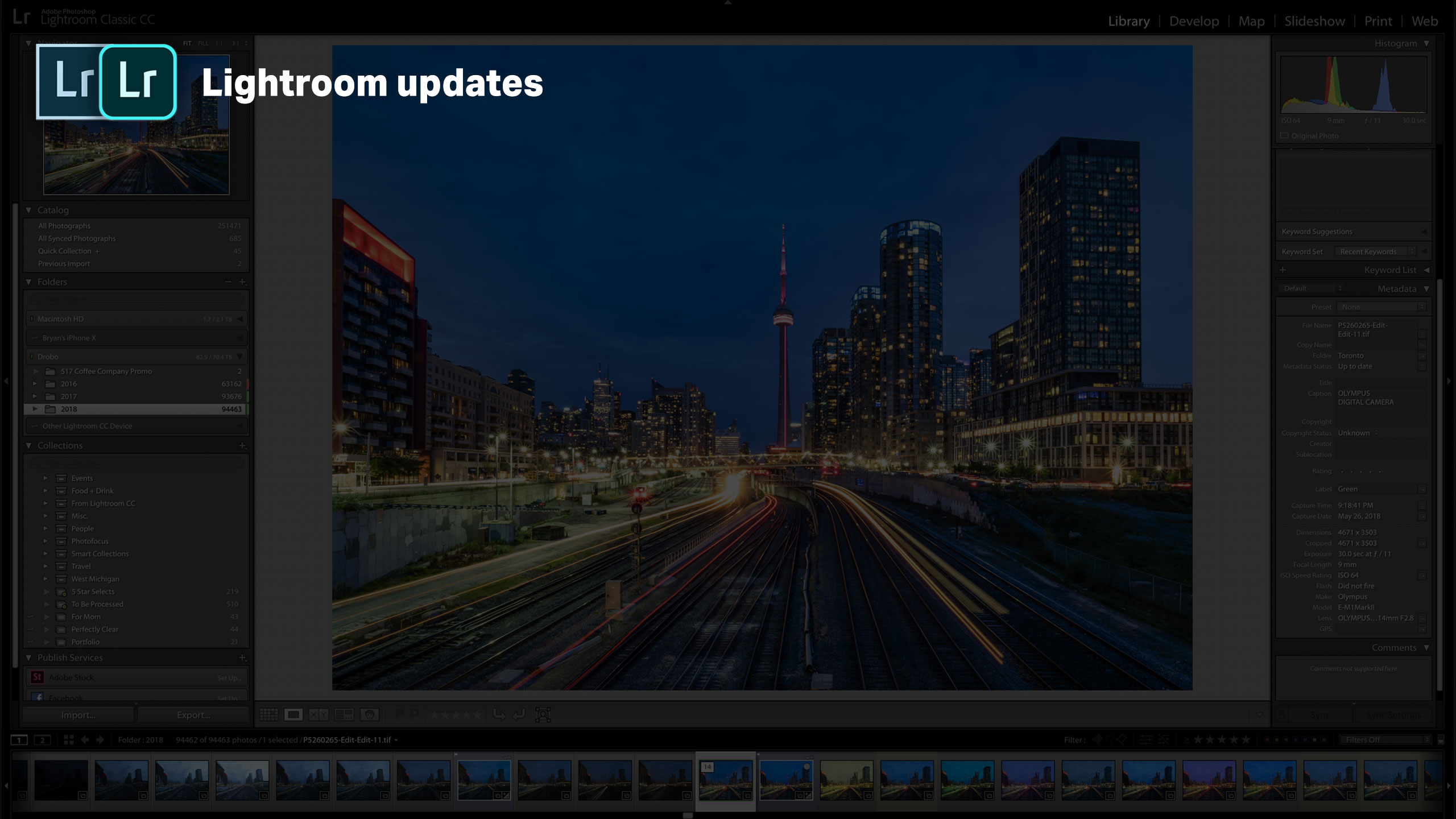 Lightroom, Lightroom Classic see productivity updates at Adobe MAX