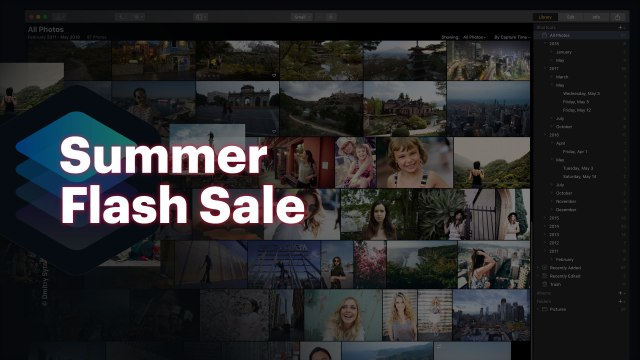 Skylum announces 72-hour flash sale on Luminar 3
