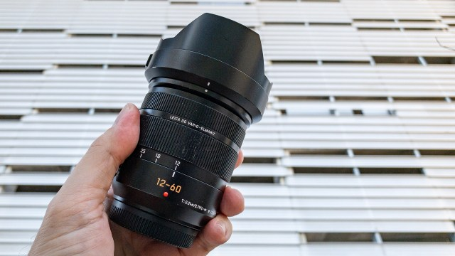 Leica 12-60mm a great versatile lens for micro four-thirds
