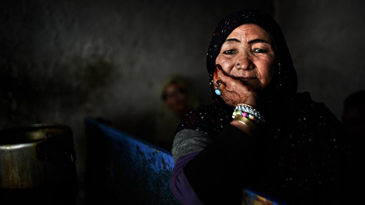 Photographer of the Day, Robertino Radovix with Woman earns honors in the portrait category.