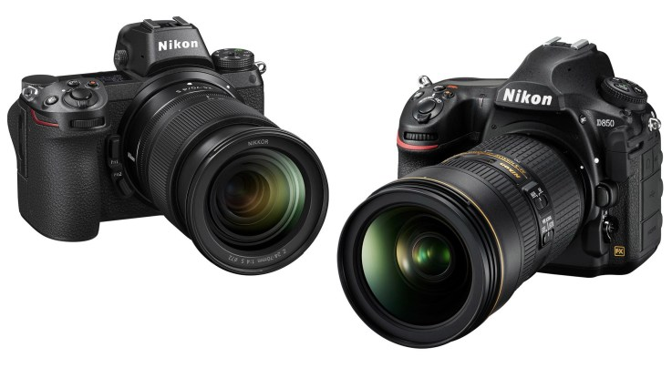 Nikon DSLR or Mirrorless? Win your choice by entering our contest todayhttp://photofocus.com/celebrate