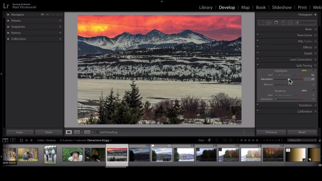 Learn from Matt Kloskowski: Little known Lightroom Alt/Option tips