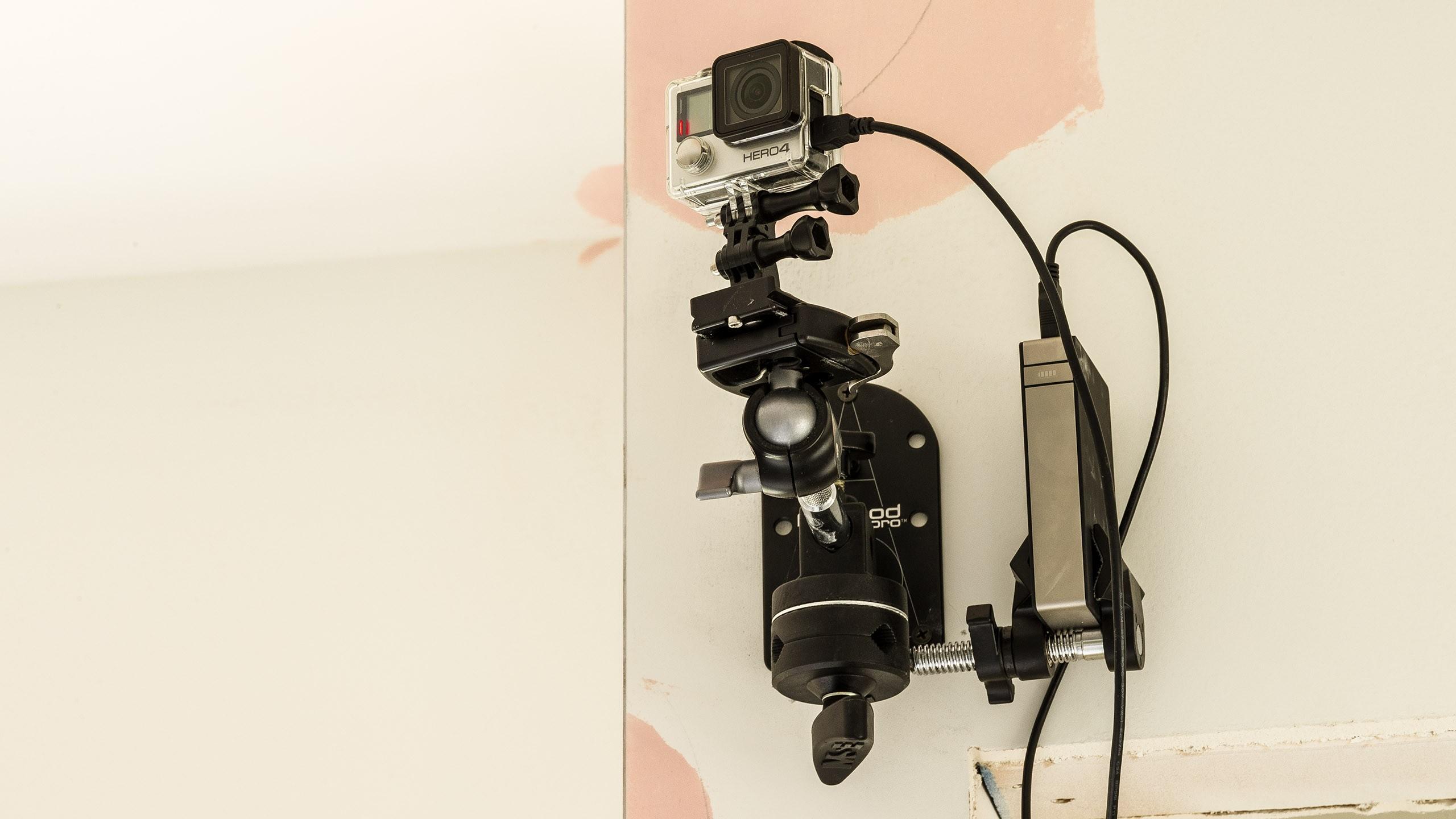 Making construction time-lapses simple — use a Platypod | Photofocus