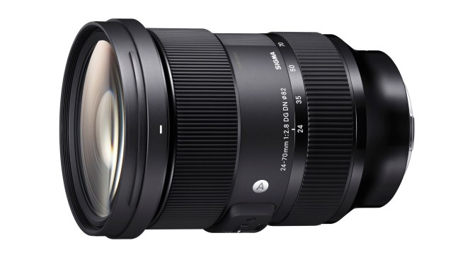 Sigma announces new 24-70mm for E and L-mount