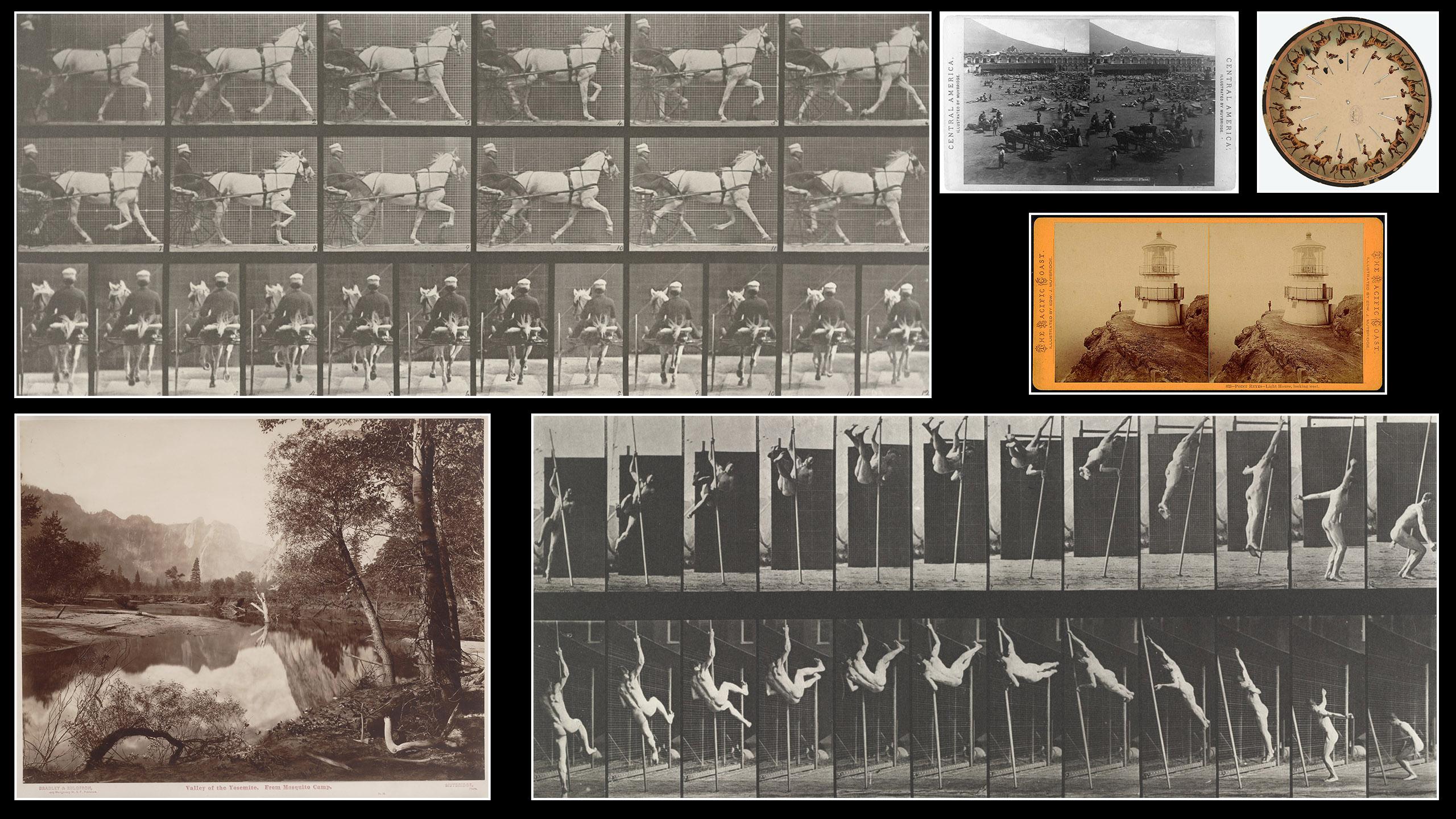 On Photography: Eadweard Muybridge, 1830-1904 | Photofocus