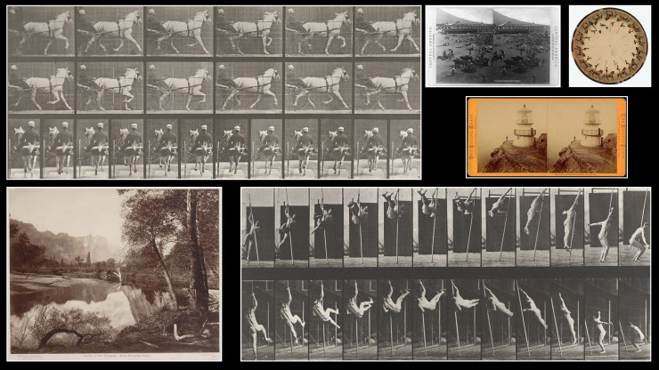 On Photography the photographs and motion studies of Eadweard Muybridge