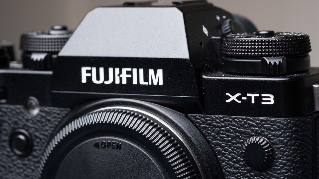 My simple thoughts on the Fujifilm X-T3