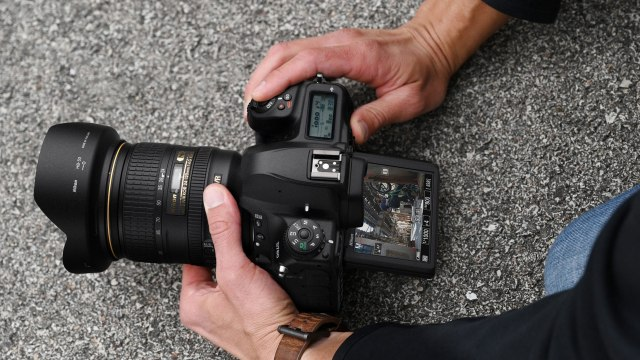 Nikon shows off new D780 and lenses at CES