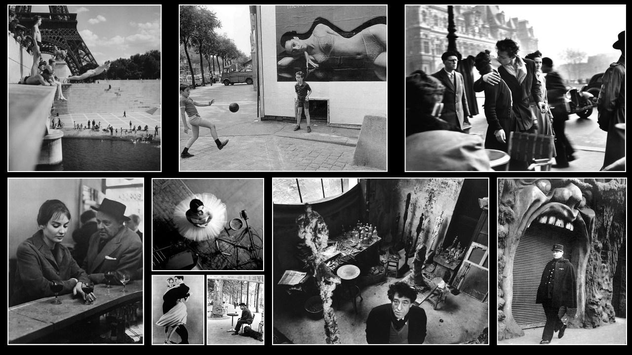 9 photographs by Robert Doisneau for On Photography on Photofocus