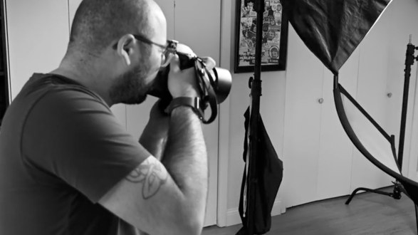 The day in the life of a professional photographer