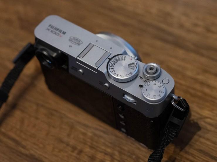 Fuji X100V Camera