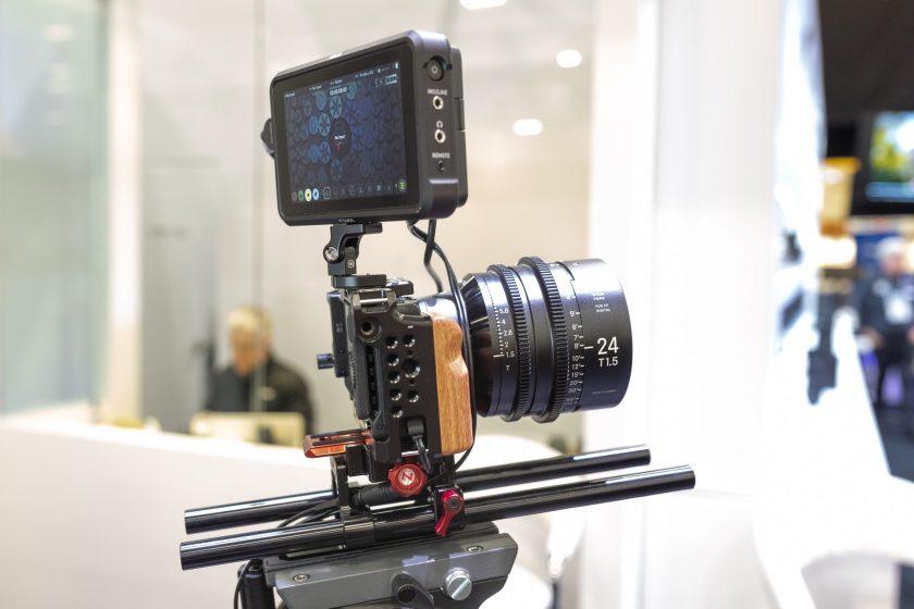 Sigma's new fp camera