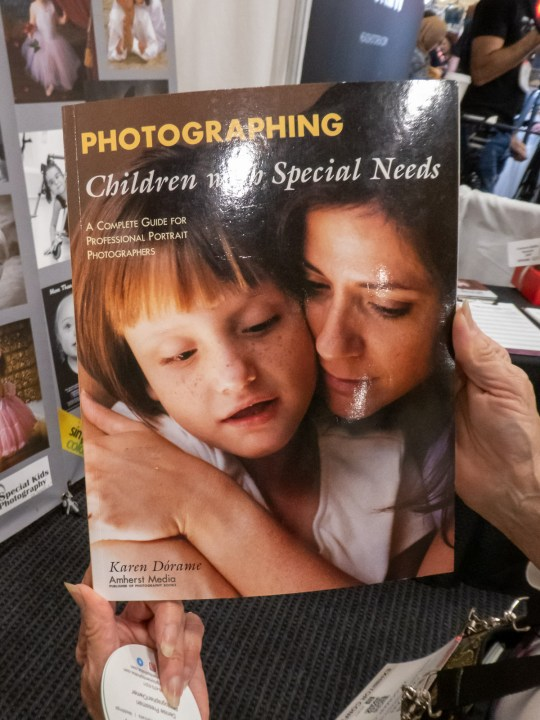 Special Kids photography of america