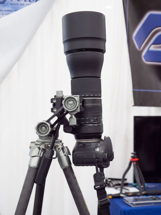 bob coates photo of fotopto tripod head
