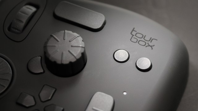 TourBox Controller offers controller experience to automate common software commands